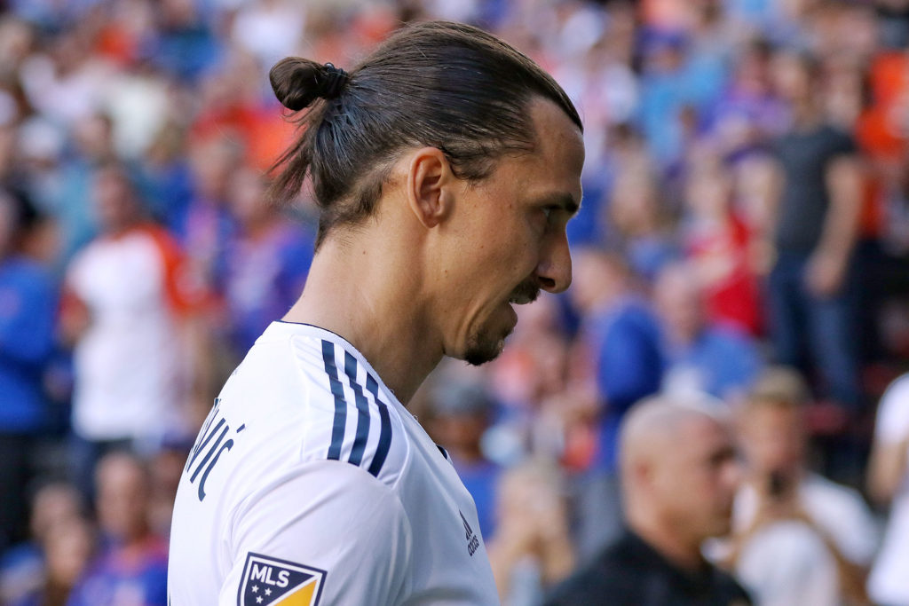 Zlatan se va de la MLS