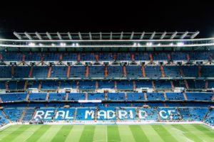 Santiago Bernabeu-Real Madrid-La Liga Santander