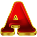 Gold Money Frog slot symbol