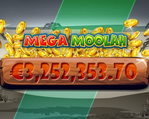 Mega Moolah pays out £2.7m on a £6.25 bet