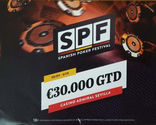 Spanish Poker Festival