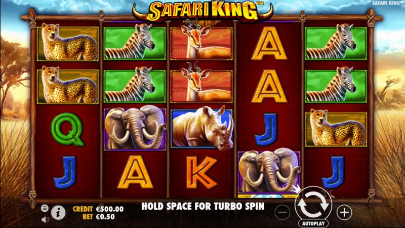 Safari King screenshot