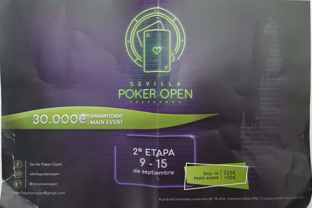 Sevilla Poker Open