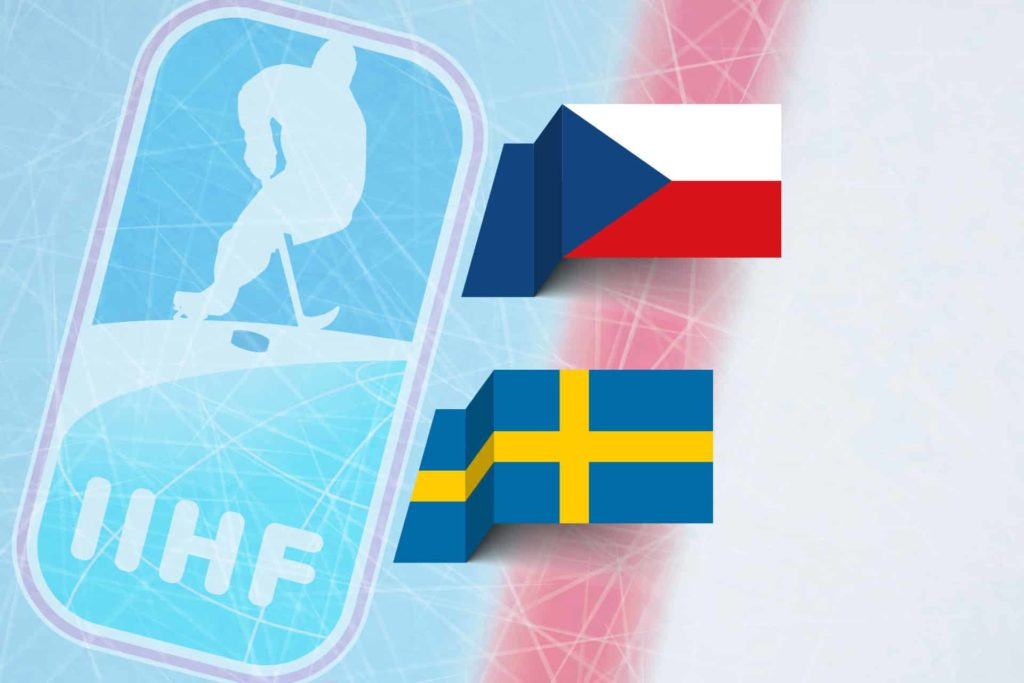 Czech Republic vs Sweden Ice Hockey 2019