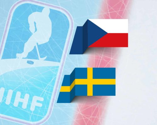 Czech Republic vs Sweden Ice Hockey 2019