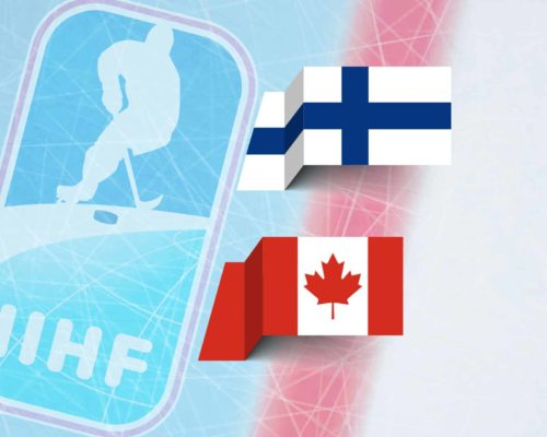 Finland vs Canada World Cup Hockey 2019