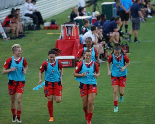 El fútbol femenino crece