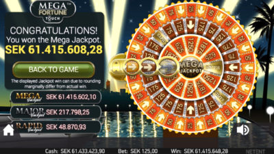 27 year old wins Mega Fortune Jackpot