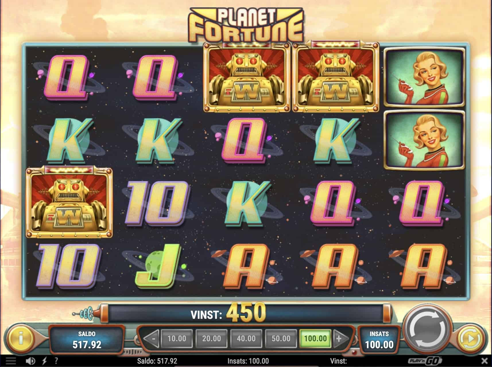 planet + of + fortune + free + spins + trigger