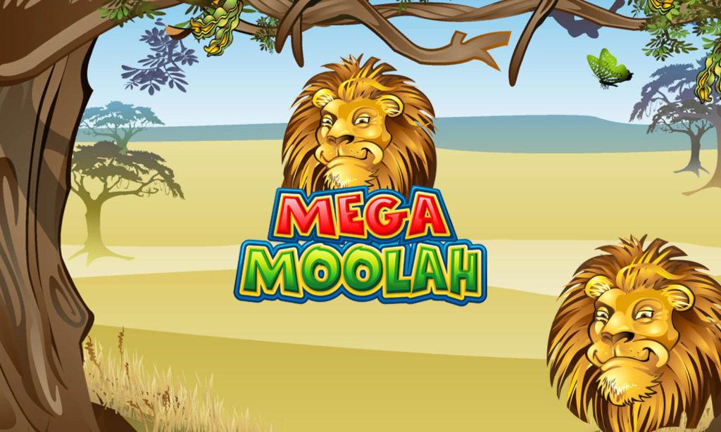 Bote de 15 millones en Mega Moolah slot