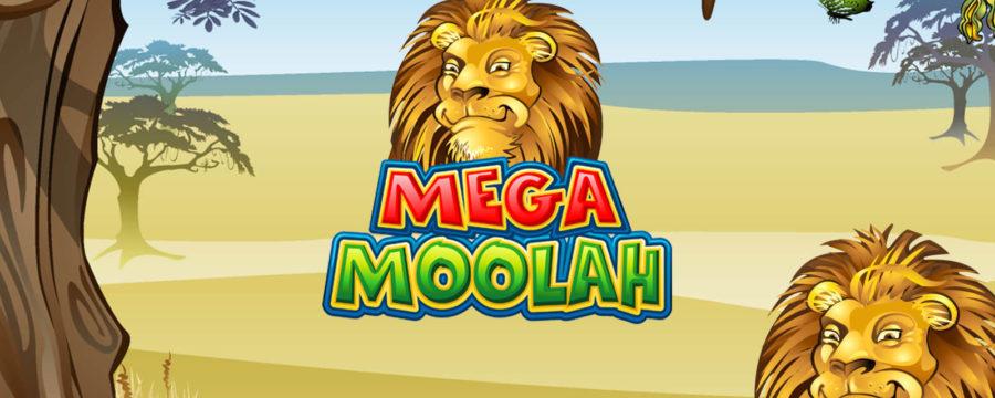 Mega Moolah screenshot