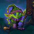 Super Lucky Frog slot symbol