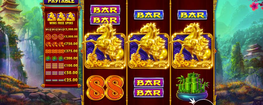 Treasure Horse screenshot