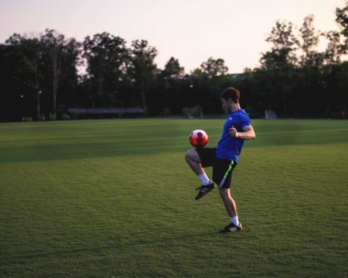 ¿Aburrido sin fútbol?