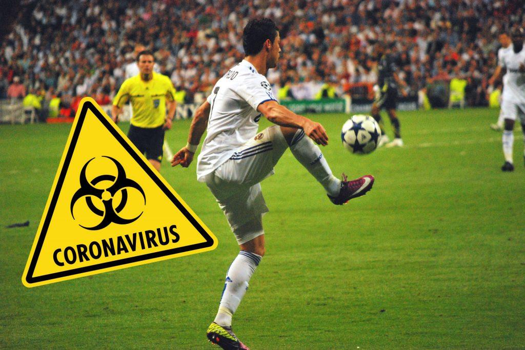Cristiano Ronaldo i karantän