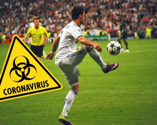 Cristiano Ronaldo in quarantine