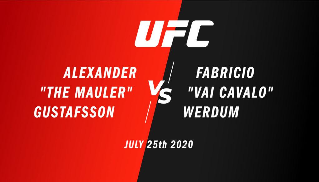 The Mauler tillbaka i UFC