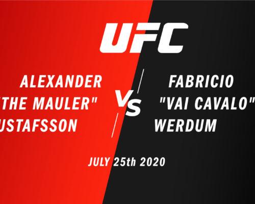 """""""The Mauler"""" returns to UFC"""