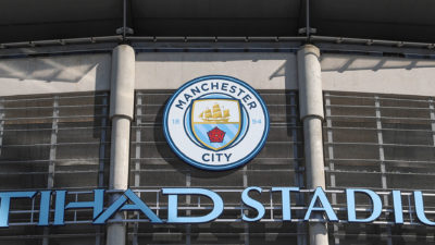 Manchester City's Champions League ban lifted