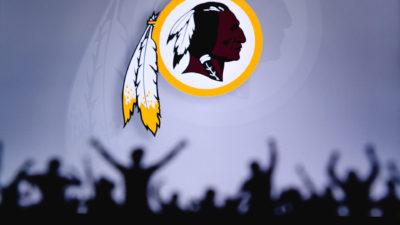 The Washington Redskins change name