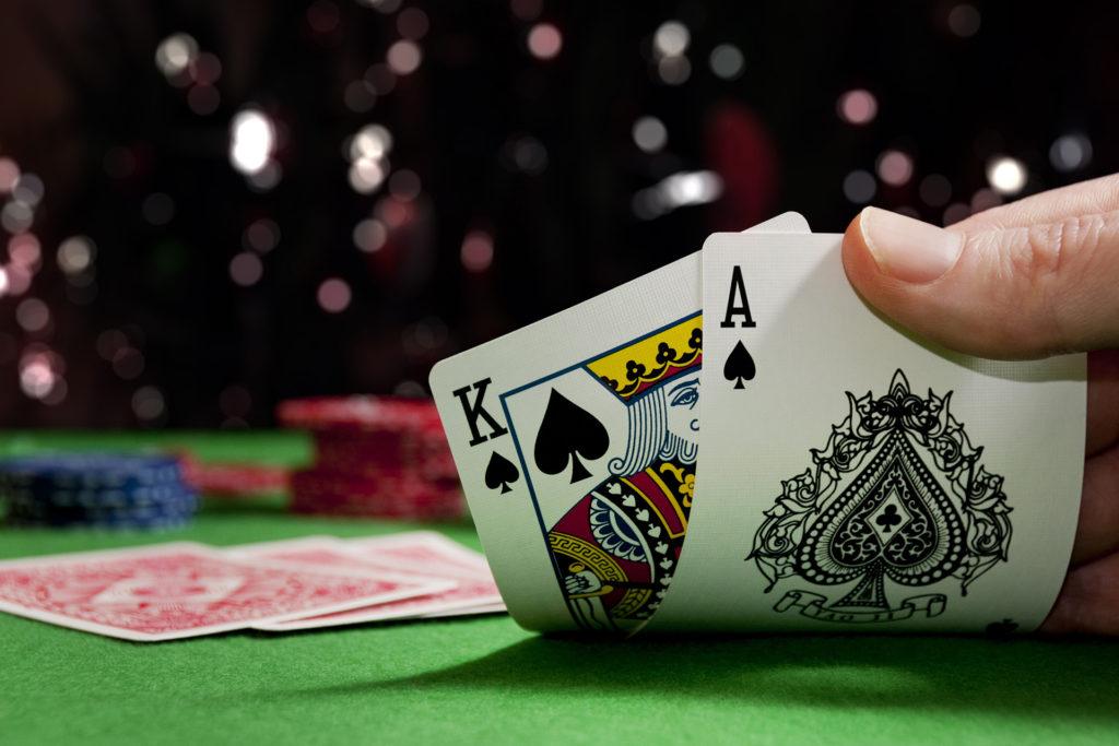 Pokerspelets grunder