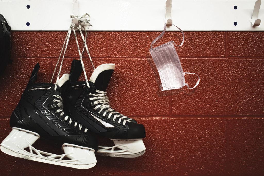 Postponed NHL premiere for some teams