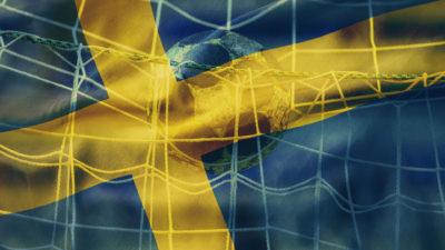 Svenska spelartruppen i Handbolls-VM 2021